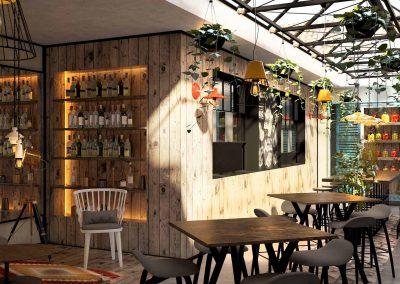 Restoran u Osijeku